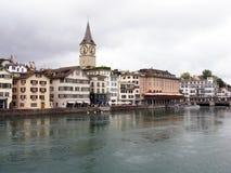 Zurich, Suisse. Photos libres de droits