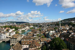 Zurich, Suisse Photos stock