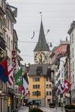 Zurich Suiza fotos de archivo