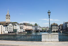 Zurich Suiza Imagen de archivo