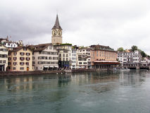 Free Zurich, Switzerland. Royalty Free Stock Photos - 23662908