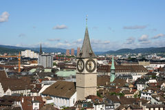 Zurich, Switzerland Stock Images