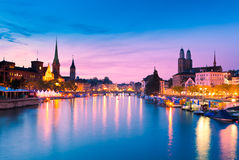 Zurich, Switzerland stock image