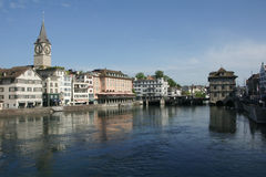 Zurich, Switzerland Royalty Free Stock Photos