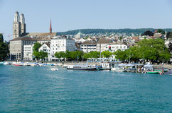 Zurich, Switzerland Stock Photo