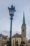 Zurich Switzerland Royalty Free Stock Photo