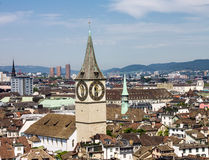 Zurich Switzerland Royalty Free Stock Photos