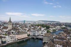 Zurich Switzerland Royalty Free Stock Photography