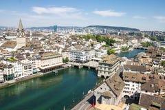 Zurich Switzerland Stock Image