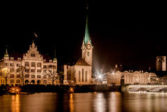 Zurich Switzerland Stock Image