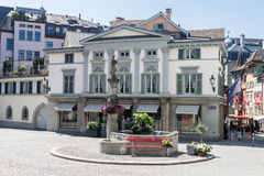 Zurich Switzerland Historical Building Stock Photos