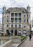 Zurich Switzerland Historical Building Stock Images