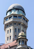 Zurich Switzerland Historical Building Royalty Free Stock Photos