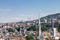 Zurich Switzerland Royalty Free Stock Image