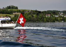 Zurich Switzerland lake Stock Photography