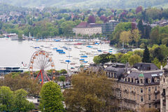 Zurich Switzerland Royalty Free Stock Photo