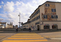 Zurich, Switzerland. Stock Images