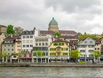 Zurich in Switzerland Stock Photos