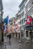 Zurich Switzerland Stock Photo
