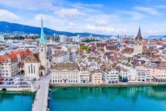 Zurich, Switzerland. Stock Photography