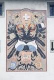 Zurich Szwajcaria żakiet ręki Obrazy Stock