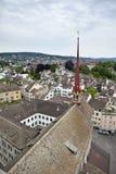 Zurich, Szwajcaria Fotografia Stock