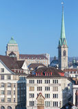 Zurich Towers Stock Image