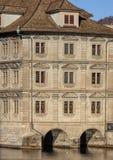 Zurich urzędu miasta budynek Obraz Royalty Free