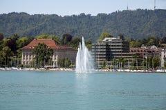 Zurichsee стоковая фотография rf