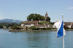 Zurichsee Stockfoto