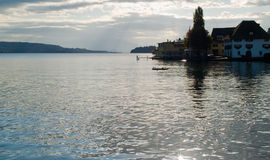 Zurichsee imagem de stock