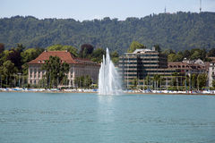 Zurichsee Royalty Free Stock Photography