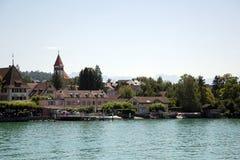 Zurichsee. Zurich see - lake near Zurich, Swiss Royalty Free Stock Image