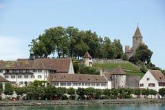 Zurichsee. Zurich see - lake near Zurich, Swiss Stock Photography