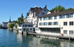 Zurigo Fotografie Stock Libere da Diritti