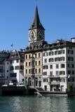 Zurigo Fotografia Stock Libera da Diritti