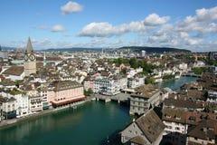 Zurigo Fotografia Stock