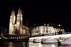 Zurigo Svizzera Fotografia Stock Libera da Diritti