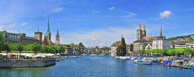 Zurique Imagens de Stock Royalty Free