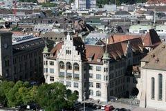 Zurique Foto de Stock Royalty Free