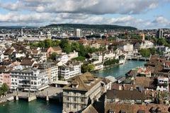 Zurique Foto de Stock