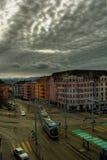 Zurique HDR Imagem de Stock