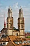 Zurique HDR Fotos de Stock