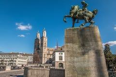 Zurique Switzerland Imagens de Stock