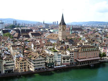 Zurique, Switzerland Foto de Stock