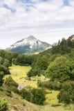 Zuriza`s Valley Stock Image