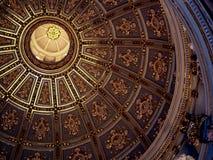 zurrieq базилики Стоковые Фотографии RF