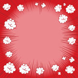 Zusätzlicher vektorformat Illustrator 8 ENV Stockbild