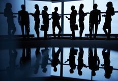 Zusammenarbeit Lizenzfreies Stockfoto