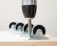 Zusammenbauen der Möbel Detail Stockfotografie